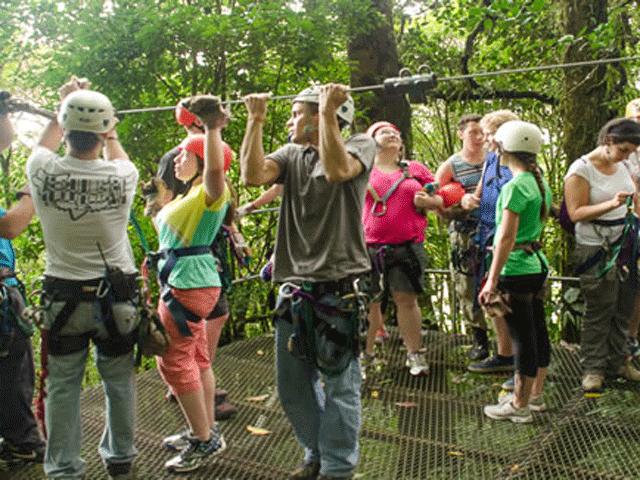 Monteverde Canopy Tour