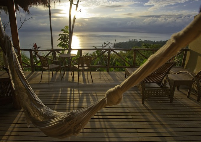 """At Lapa Rios Eco Lodge on the Osa Peninsula, they don't offer access to Wifi for our guests. If you are looking for a true """"disconnect"""" this is the place to visit."""