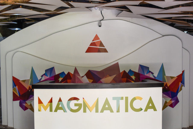 The folks behind earthquake simulator Magmática hope it will shake you up – and leave you thinking. Alberto Font/The Tico Times