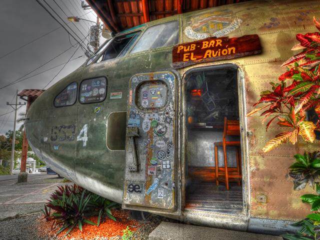 El Avión Restaurant