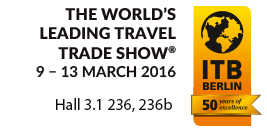 We will be at ITB Berlin