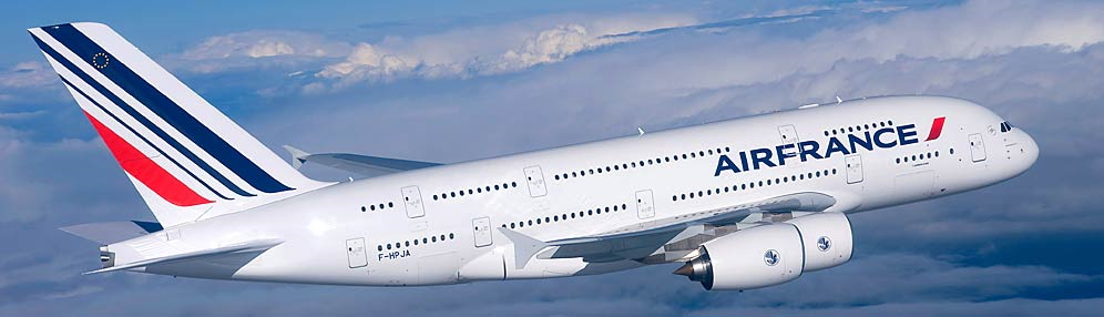 Air France to Costa Rica