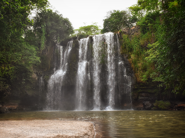 Cortes waterfalls