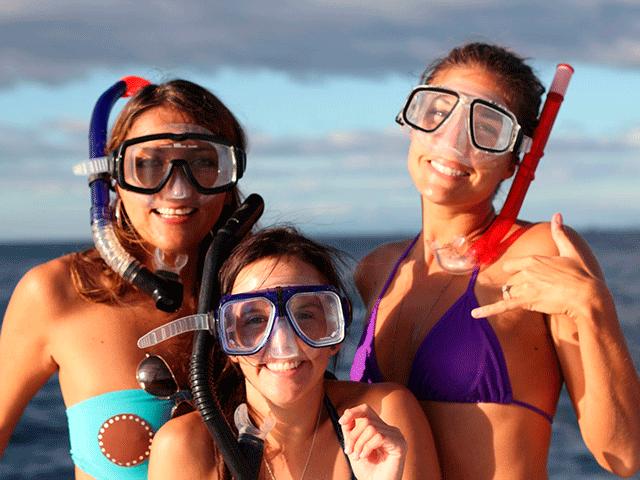 Kayaking & Snorkeling on Marino Ballena