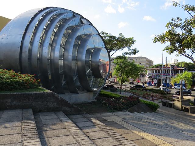 Democracy plaza