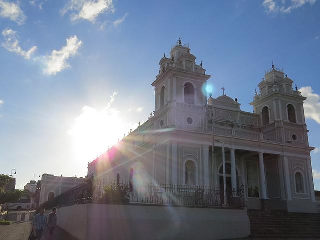 La soledad Church