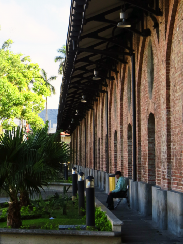 Old aduana