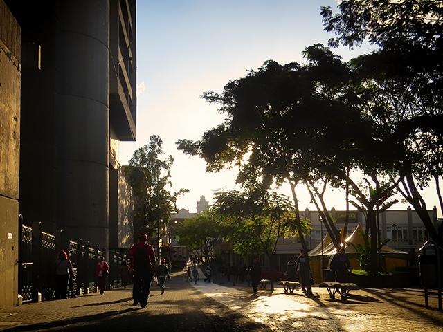 Plaza de las Garantias