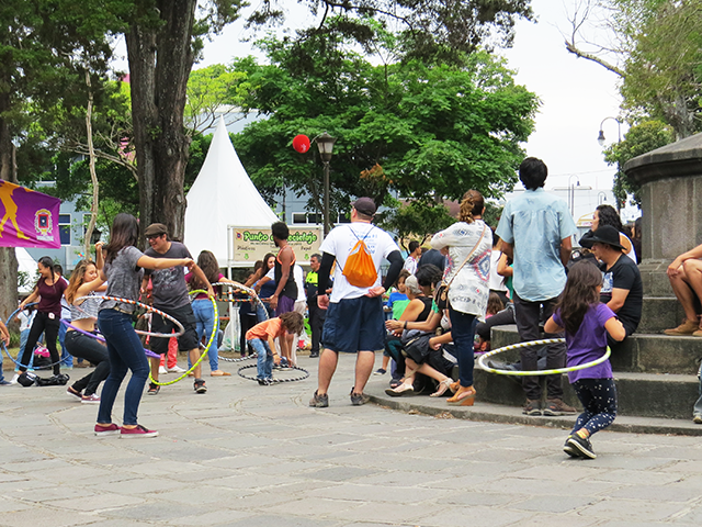 hulahoop in Transitarte