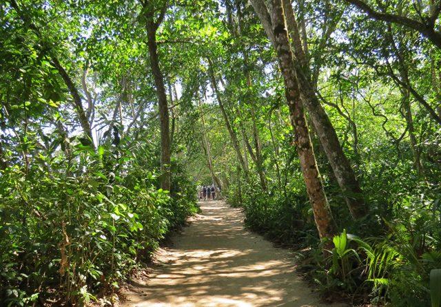 South Caribbean area of Costa Rica