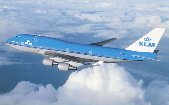 KLM flights to Costa Rica