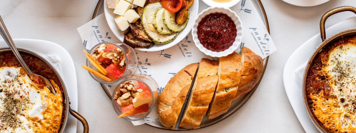 Pandeli Bakery and Delicatessen - What to eat in San Jose
